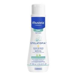 Mustela Stelatopia Bath Oil 200 ml, 200ml/6.8 fl oz