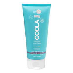 Coola Mineral Baby Organic SPF 50 Unscented, 90ml/3 fl oz