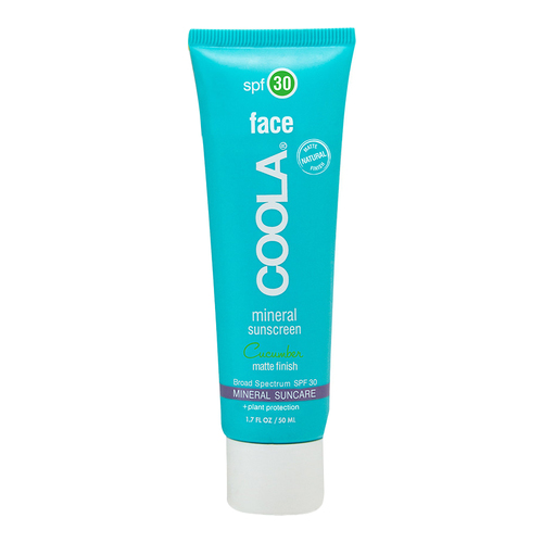 Coola Mineral Face SPF 30 Matte Cucumber, 50ml/1.7 fl oz