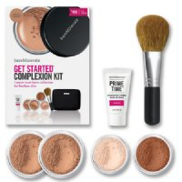 Bare Escentuals bareMinerals Get Started Complexion Kit - Medium Tan, 7 pieces