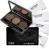 Senna Cosmetics Form-A-Brow Kit - Neutral, 4.5g/0.15 oz