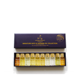 Aromatherapy Associates Miniature Collection - Bath And Shower Oils, 9 pieces