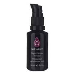 Bella Aura Night Cellular Renewal Emulsion, 30ml/3.4 fl oz