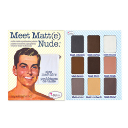 theBalm Meet Matt(e) Nude Eyeshadow Palette, 1 pieces