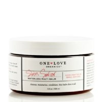 One Love Organics Skin Savior Waterless Beauty Balm, 105ml/3.5 oz