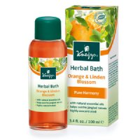 Kneipp Orange & Linden Blossom Bath, 100ml/3.4 fl oz