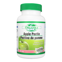 Organika Apple Pectin, 90 x 330 mg