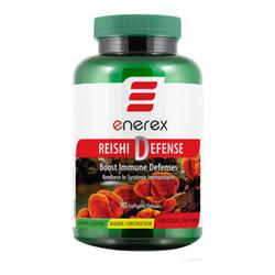 Enerex Reishi Defense, 90 capsules