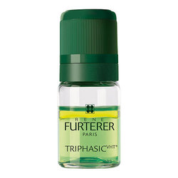 Rene Furterer Triphasic Vht Intensif For Progressive Hair Loss, 8 x 5.5ml/0.2 fl oz