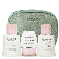 Pevonia Rosacea Skincare Solution Kit, 4 Pieces