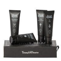 Triumph & Disaster On The Road Travel Kit, 4 pieces