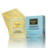 butter LONDON Scrubbers Nail Polish Remover, 10 Pieces