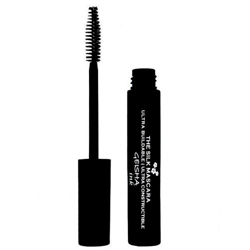 Amaterasu - Geisha Ink The Silk Mascara - Black, 8g/0.24 oz