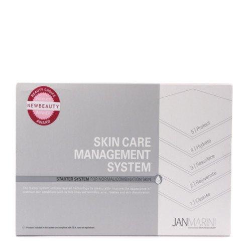 Skin Care Management System Starter Kit Normal