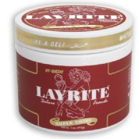 Layrite Super Shine Pomade, 113g/4 oz