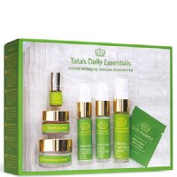 Tata Harper Daily Essentials Natural Anti Aging Skincare Discovery Kit