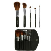 FACE atelier Travel Brush Set, 5 pieces