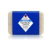Jack Black Turbo Body Bar Scrubbing Soap, 6oz/171g