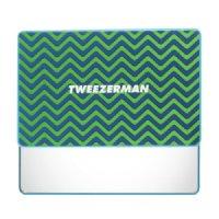 Tweezerman Unbreakable Mirror - Blue/Green