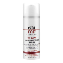 EltaMD UV Clear Broad-Spectrum SPF 46, 48g/1.7 oz