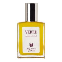 Vered Organic Botanicals Deep Citron Perfume, 15ml/0.5 fl oz