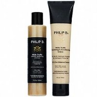 Philip B Botanical Limited-Edition White Truffle Collection Gift Set, 2 pieces
