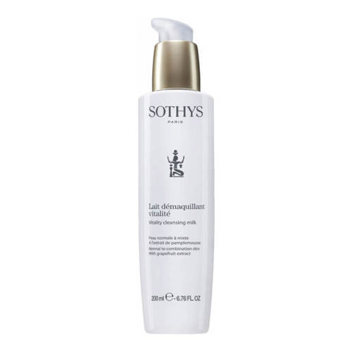 Sothys Vitality Cleansing Milk, 200ml/6.7 fl oz