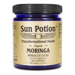 Moringa Leaf Powder (Organic)
