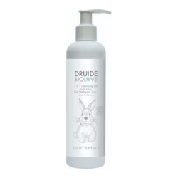 DRUIDE BIOLOVE 2 in 1 Cleansing Gel - Body And Hair, 250ml/8.4 fl oz