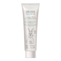 Druide BioLove Sunscreen SPF 30, 100g/3.5 oz