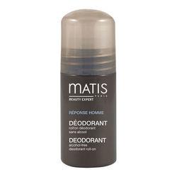 Matis Men Reponse Roll-on Deodorant (Alcohol Free), 50ml/1.7 fl oz