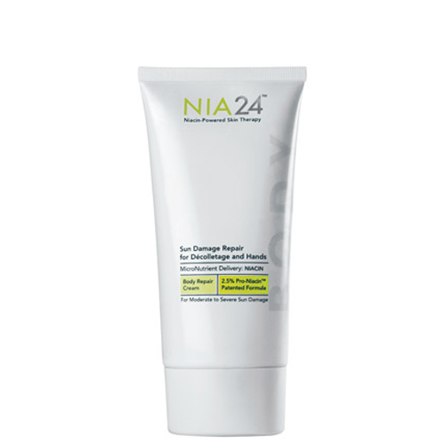NIA24 Age Recovery for Decolletage and Hands, 150ml/5 fl oz