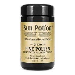 Mason Pine Pollen (Wildcrafted)