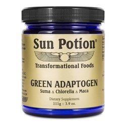Green Adaptogen Chlorella/Maca/Suma Blend
