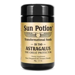 Sun Potion Astragalus Root Extract Powder, 60g/2.1 oz