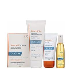 Ducray Chronic Thinning Hair Regimen for Women, 1 set