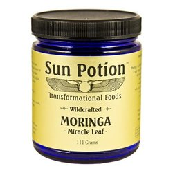 Moringa Leaf Powder (Organic)
