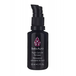 Bella Aura Night Cellular Renewal Emulsion, 30ml/1 fl oz