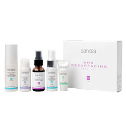 AHA Resurfacing Peel Kit