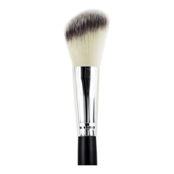 Au Naturale Cosmetics Angled Blush Brush, 1 piece