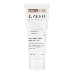 Naked Peeling Gel - Coffee