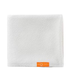 AQUIS Lisse Luxe Hair Towel - Chevron, 1 piece
