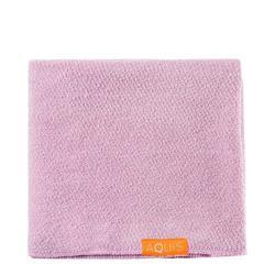AQUIS Lisse Luxe Hair Towel - Desert Rose, 1 piece