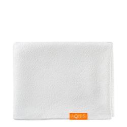 AQUIS Lisse Luxe Long Hair Towel - Ivory White, 1 piece