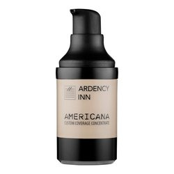 Americana Custom Coverage Concentrate - Light Beige