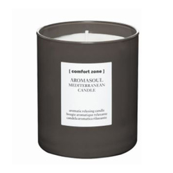 comfort zone AROMASOUL Mediterranean Aromatic Relaxing Candle, 280g/9.9 oz