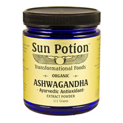 Organic Ashwagandha Root Extract Powder