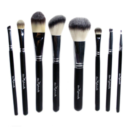 Au Naturale Cosmetics Signature Brush Collection, 1 set