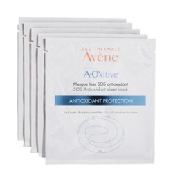 Avene A-OXitive SOS Antioxidant Sheet Mask, 1 sheet