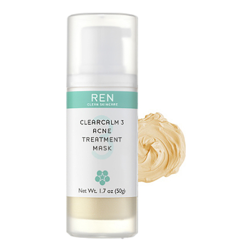 Ren Acne Treatment Mask, 50g/1.8 oz